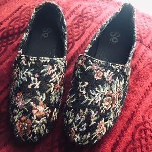 SO Floral Toms